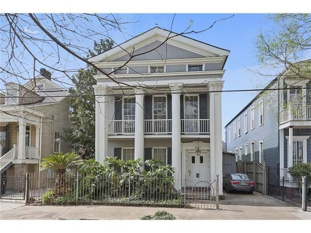 Garden District Real Estate Is Located In The Uptown Area Of New Orleans.  Search New Orleans Homes For Sale And MLS Listings Here With Our Award  Winning ...