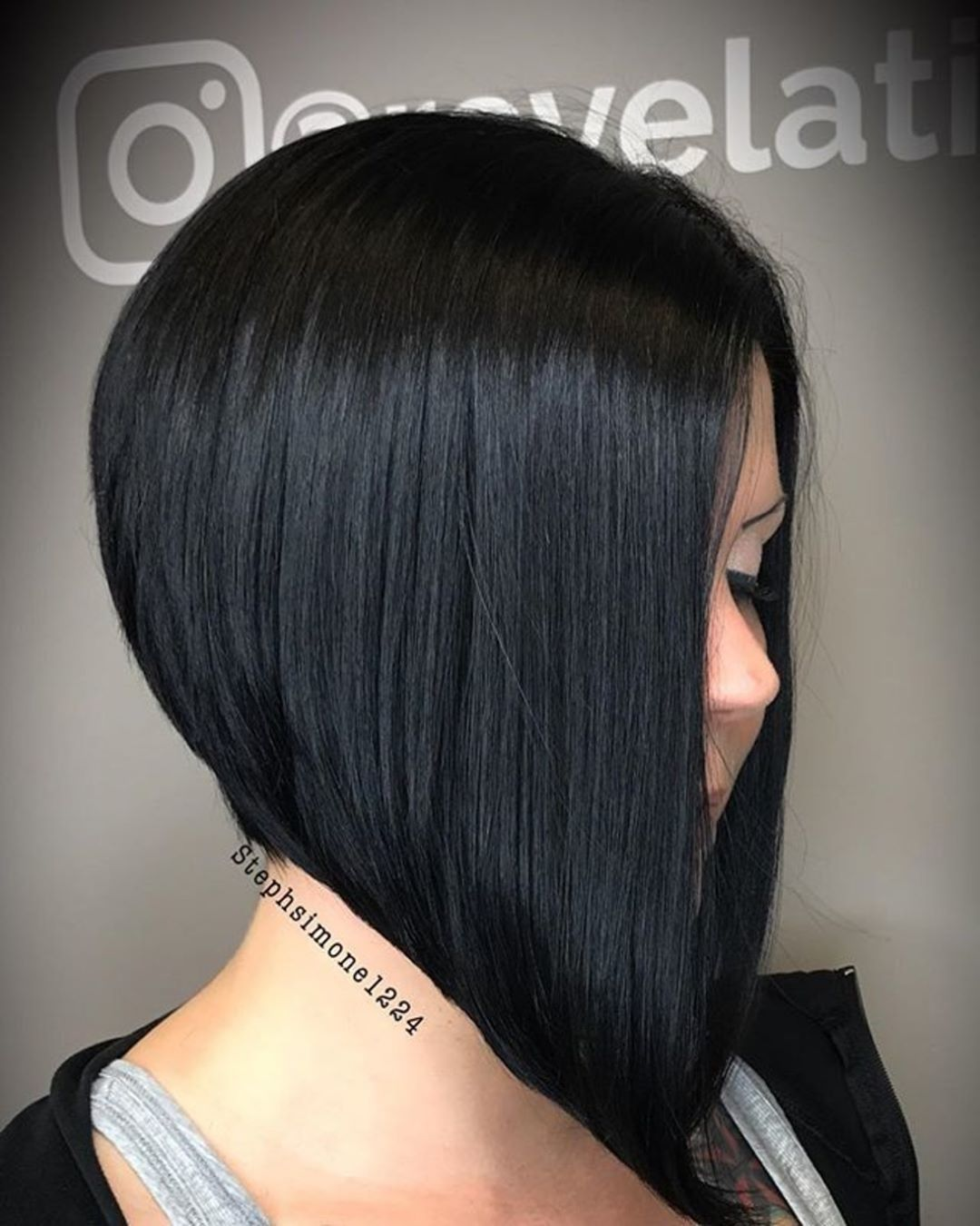 Pin On Long Inverted Bobs