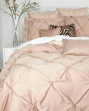 Rose Gold Bedding For My Apt Bedroom Decor Gold Bedroom Gold Bed