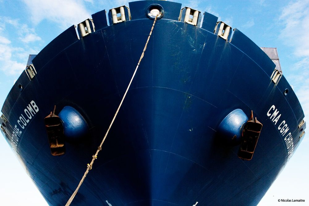 Epingle Sur Cma Cgm Ships