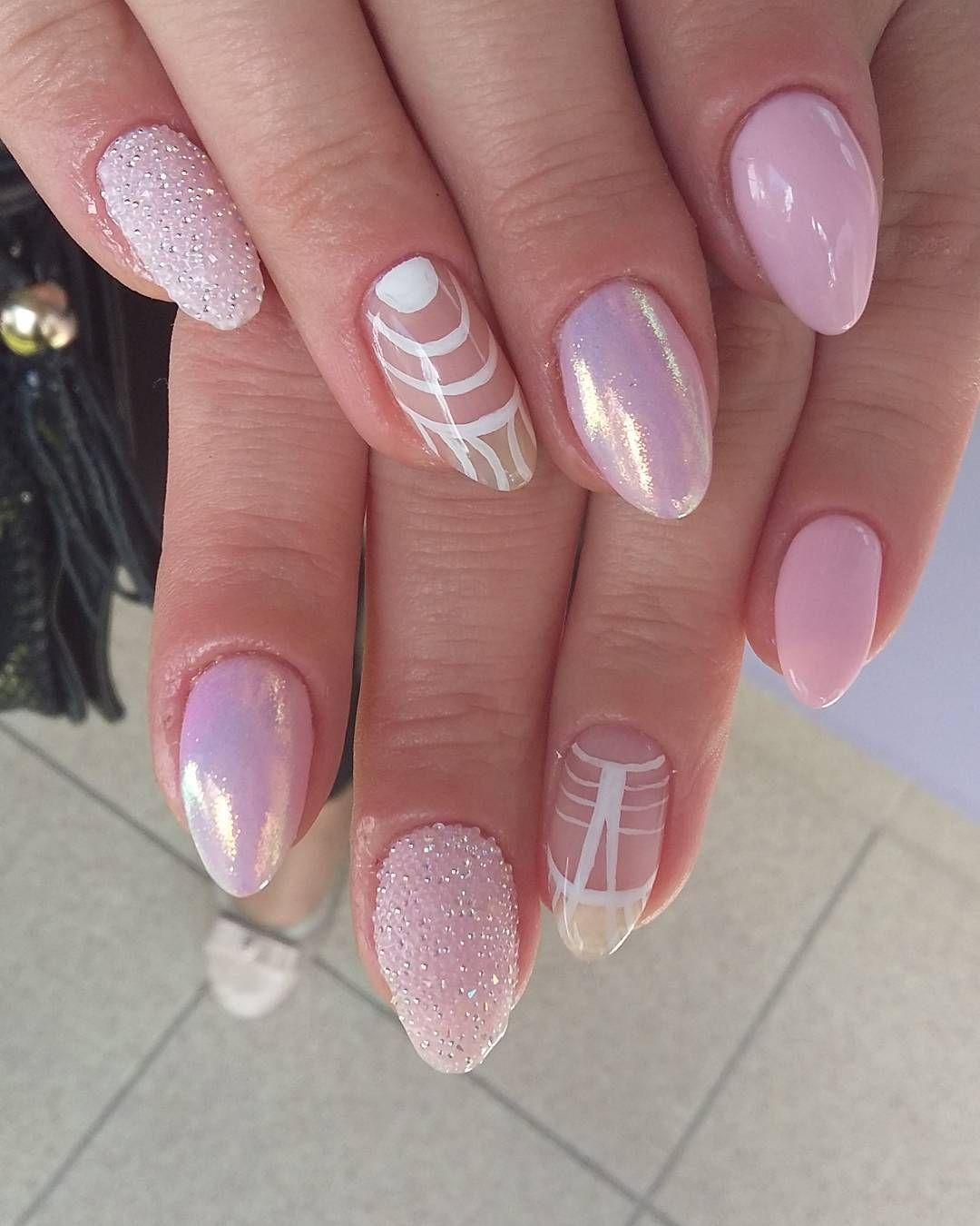 jak_kurypazury - Swarovski Crystal Pixie (in Cute Mood) | Nail art ...