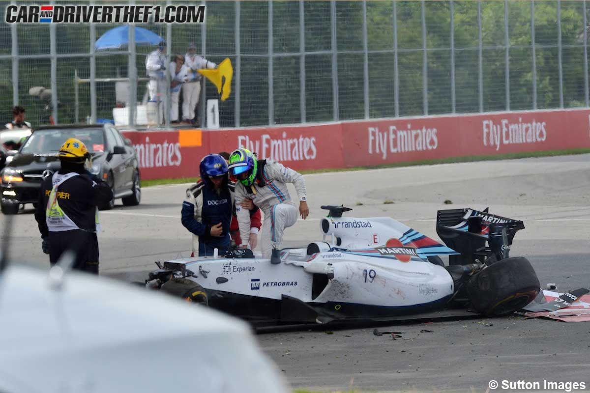 Fotos GP de Canadá F1 2014 Domingo Old race cars