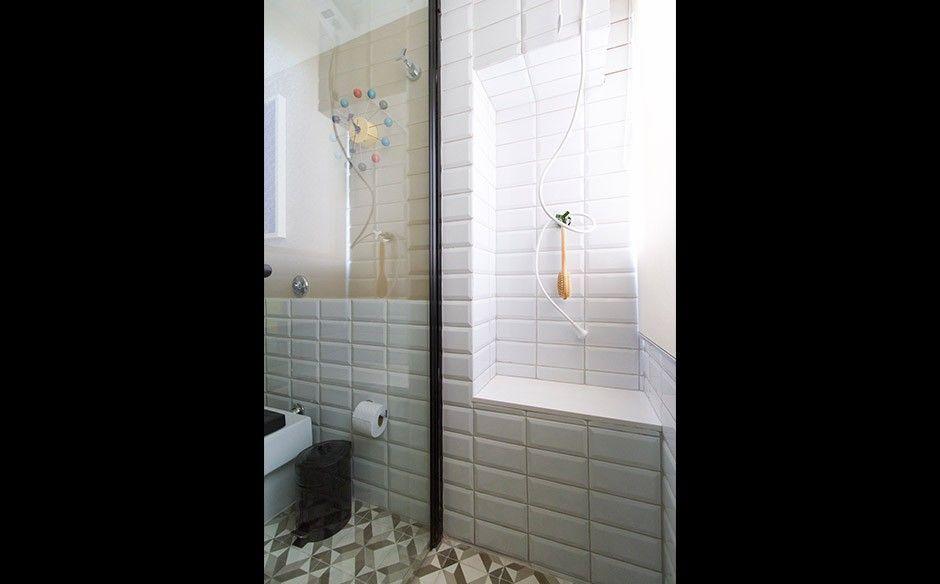'Decora': veja as fotos do episódio 'Banheiro Coringa' - Decora - GNT Projeto: Mauricio Arruda Obra: Egg43 Studio