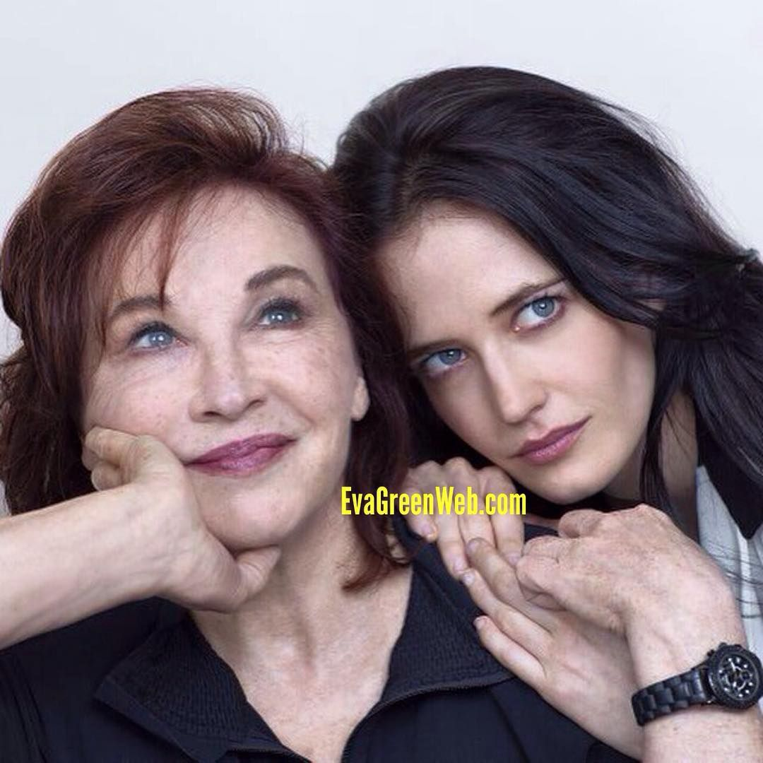 #EvaGreen and her mother #MarlèneJobert by Gerard Giaume© , outtake for Paris Match (November 6-12, 2014)  FUN FACT: Marlène went with Eva in Morocco when #KingdomOfHeaven was filming. She wrote her stories in the bedroom and Eva met her at night after the day's filming where they would bond and she would help Eva practice her lines.  #EvaGreenWebArchive #EvaGreenWebExclusive