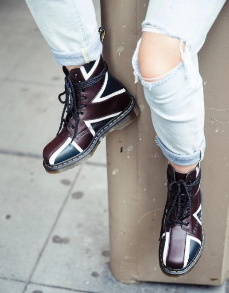 8f1fdf7d8d Dr martens 1460 pascal brit | I want it.... maybe? | Doc martens ...