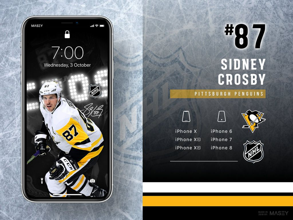 NHL iPhone Wallpapers (2019) Iphone wallpaper