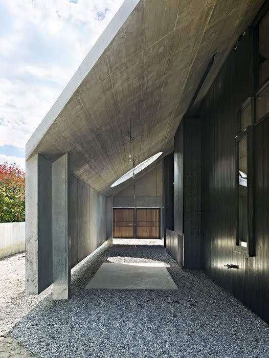Neubau Wohnhaus / Buchner Bründler Architekten