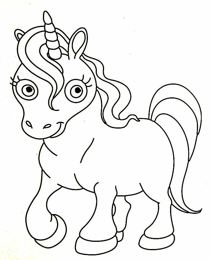 Color the pony with your favorite colors (With images ...
