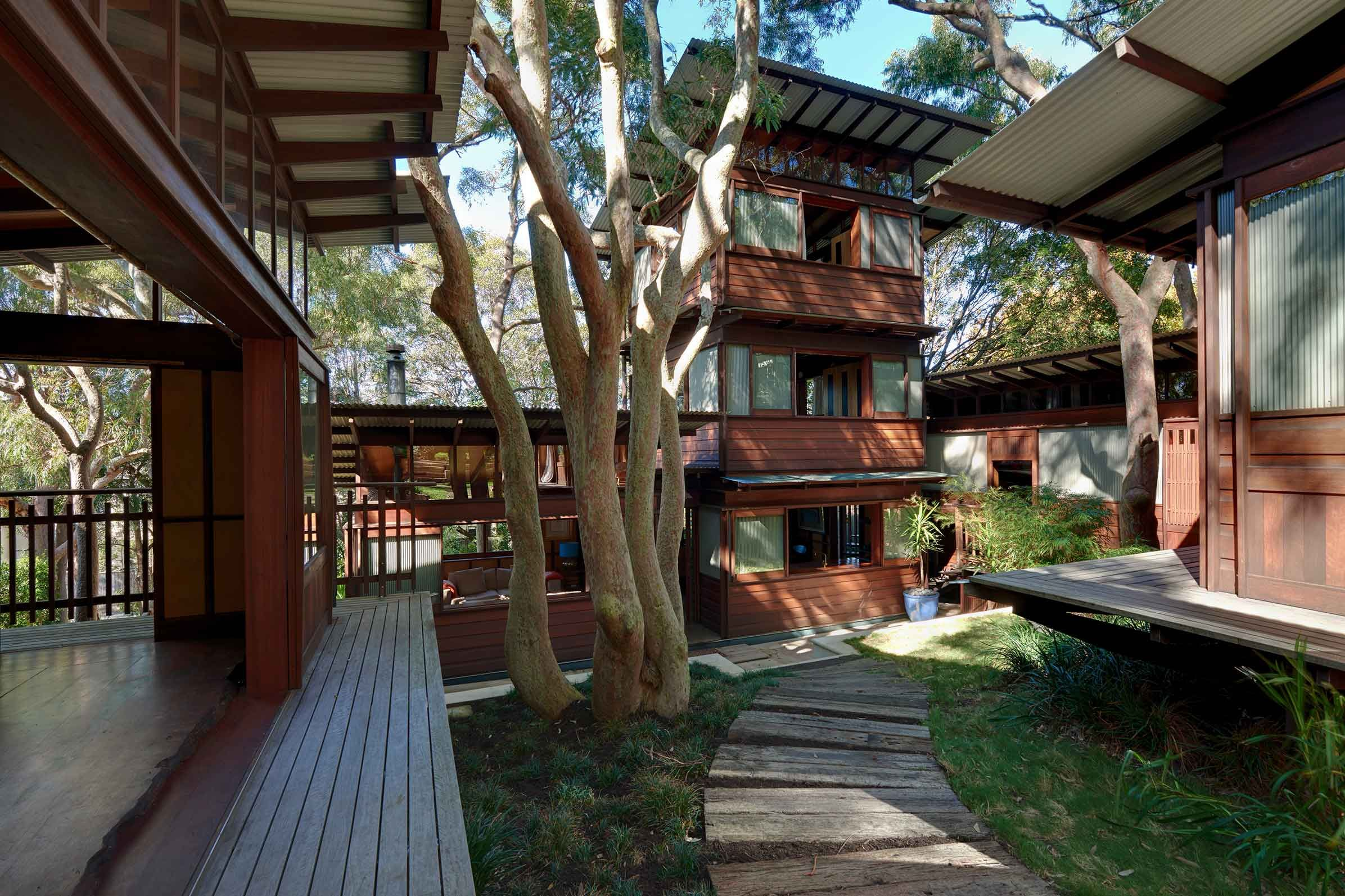 Architect Designed Modern House For Sale In Avalon Angophora House