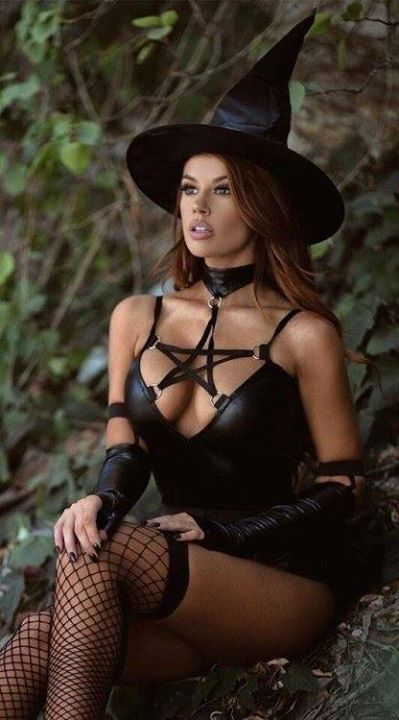 Hot sexy witches