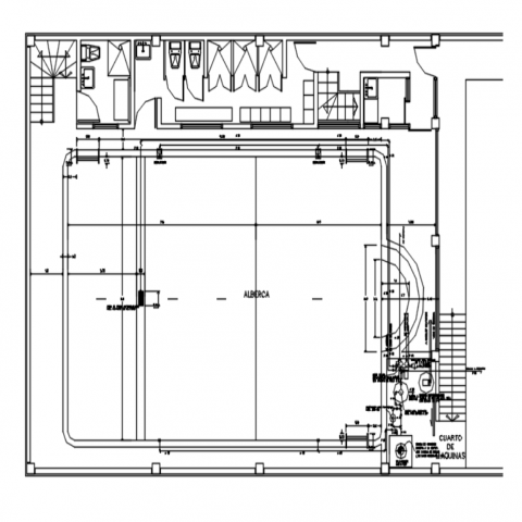 Drawing Of Swimming Pool Details Autocad File Swimming Pool Plan