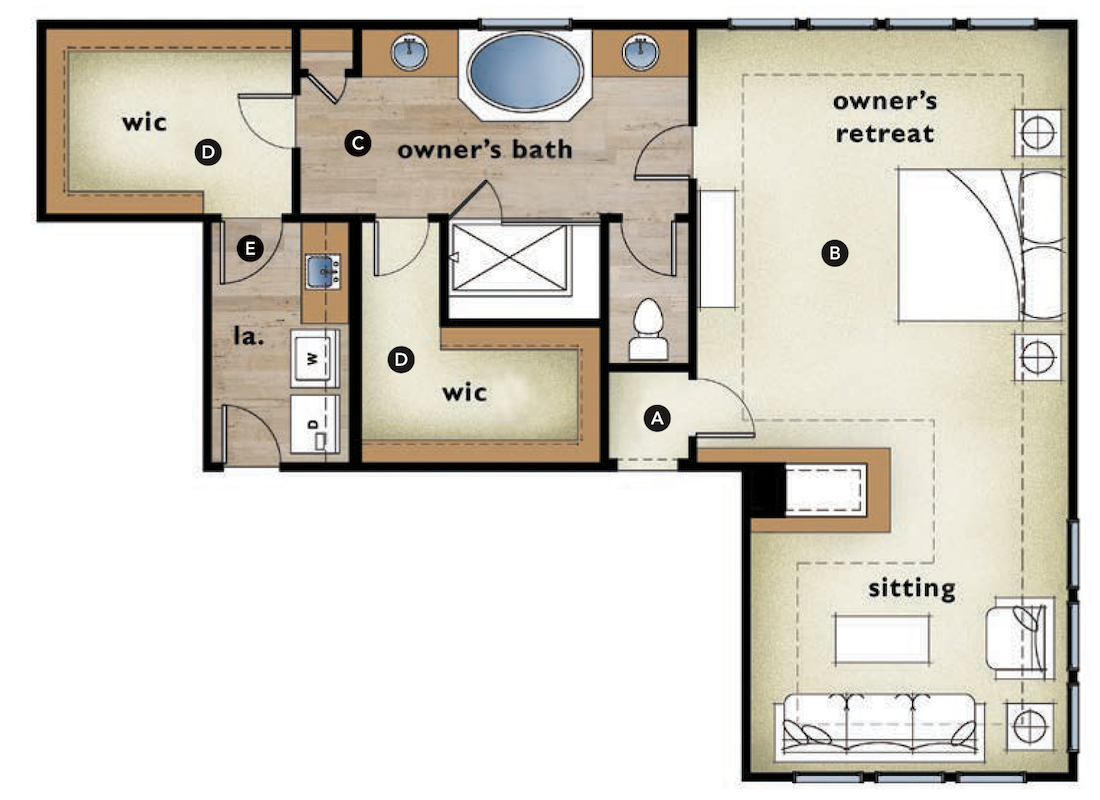 Image Result For Large Master Bedroom Layout Sitting Area Bathroom Floor Plans Master Bedroom Layout Master Suite Floor Plan