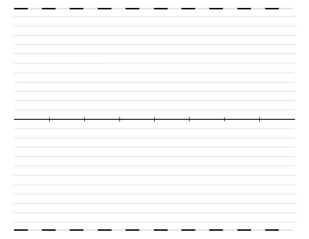 Blank Timeline Design