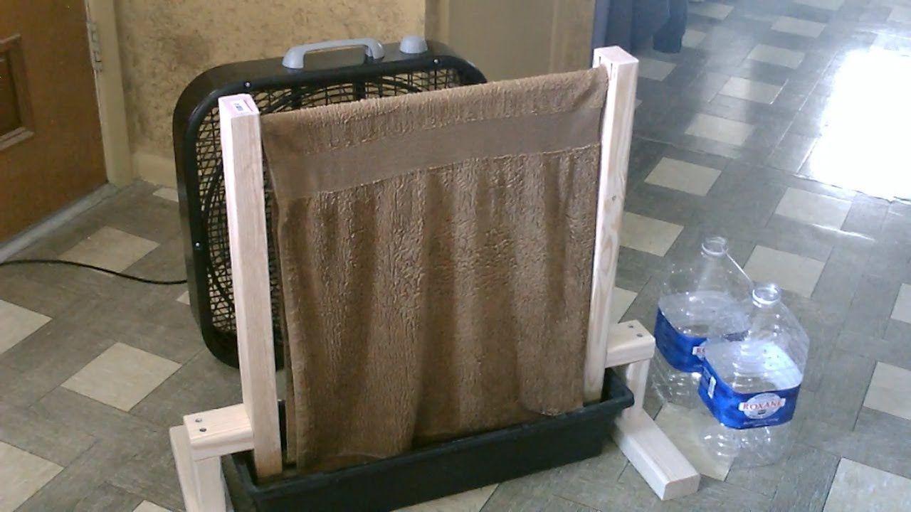 Homemade Evap Air Cooler The Diy Planter Box Ac Air Cooler Up To 30f Drop Easy Instr Diy Swamp Cooler Diy Planter Box Air Cooler