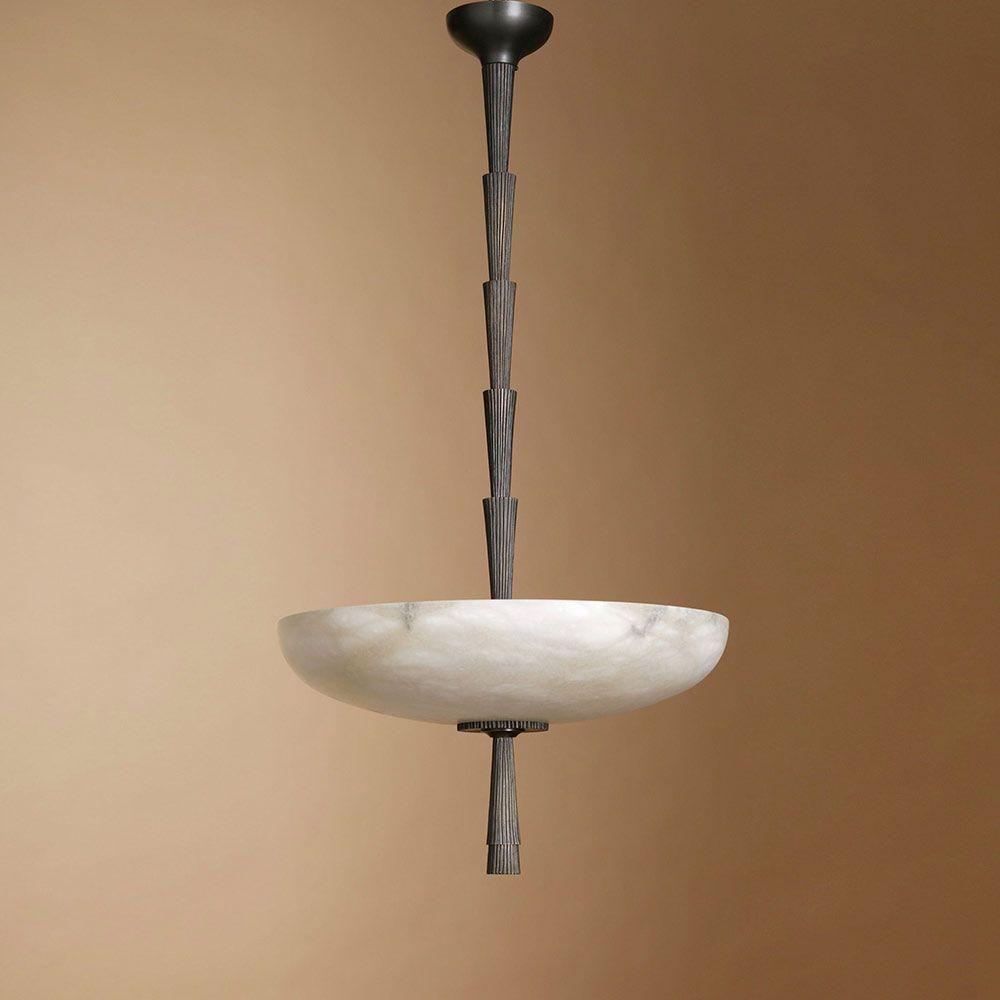 Bronzier D Art suspension de nicolas aubagnac pour delisle, bronzier d'art