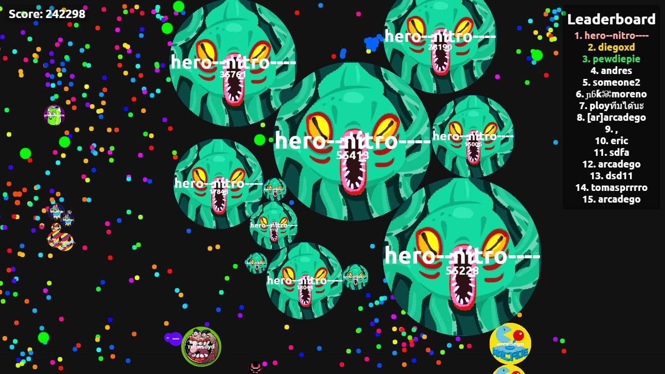 242298 mass avesome agarabi com agario private server gameplay