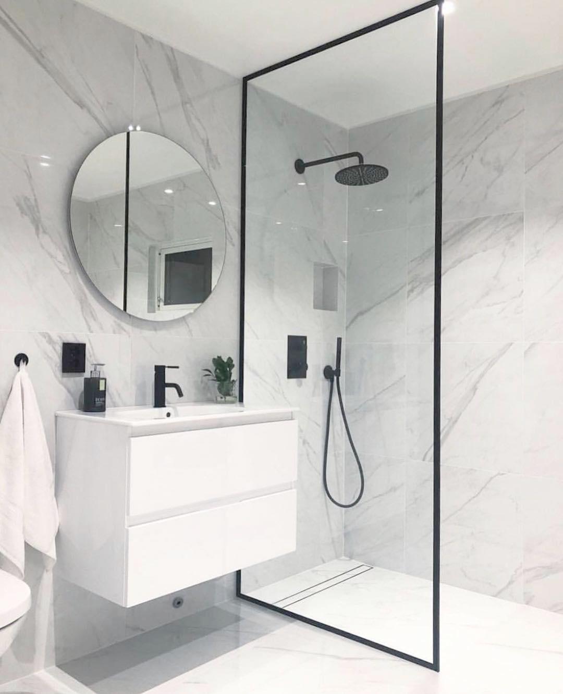 Bathroom Cabinets And Vanities down Modern Bathroom Designs 7