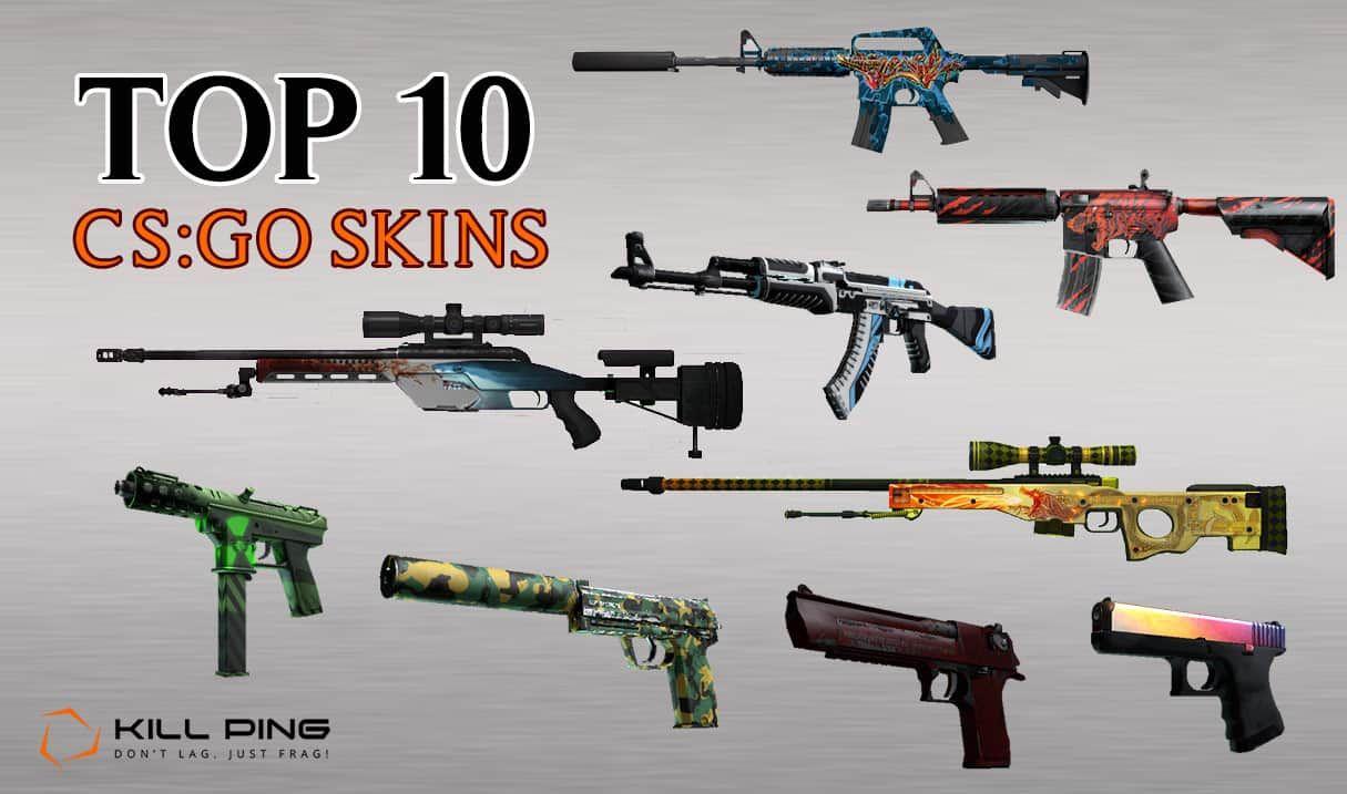Cs Go Skins Skin 10 Things Goes