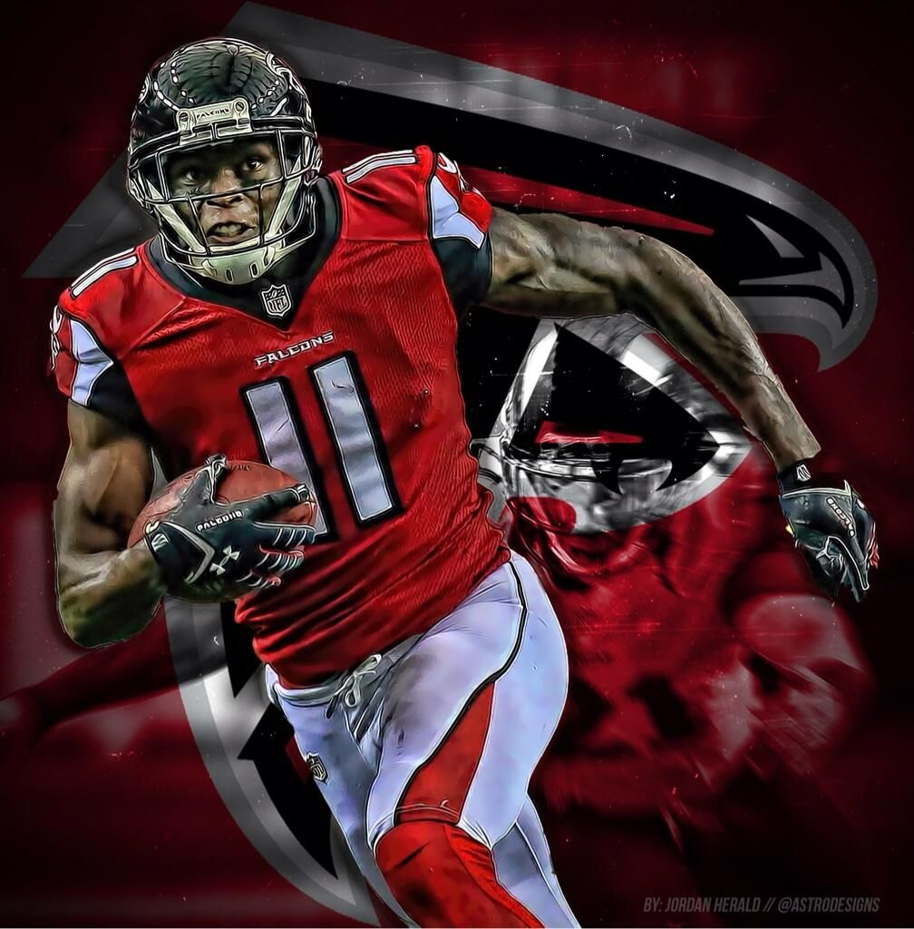 Julio Jones Wallpapers Julio Jones Atlanta Falcons Football Atlanta Falcons Wallpaper