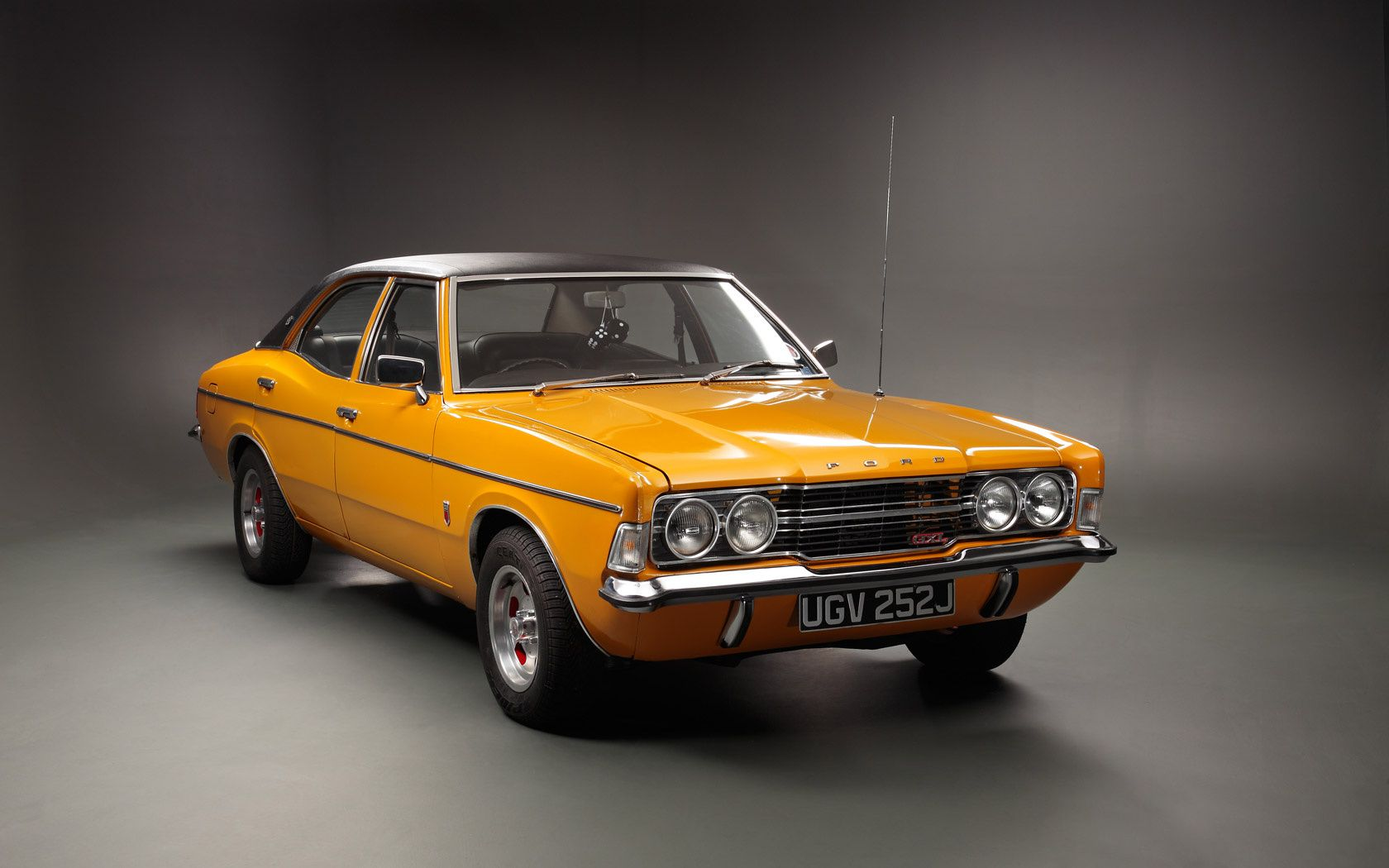1972 Ford Cortina Still a beauty after all those years