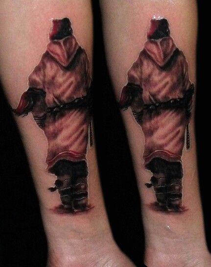 My 2nd Tattoo Honouring The White Wizard Isaac Kawapit