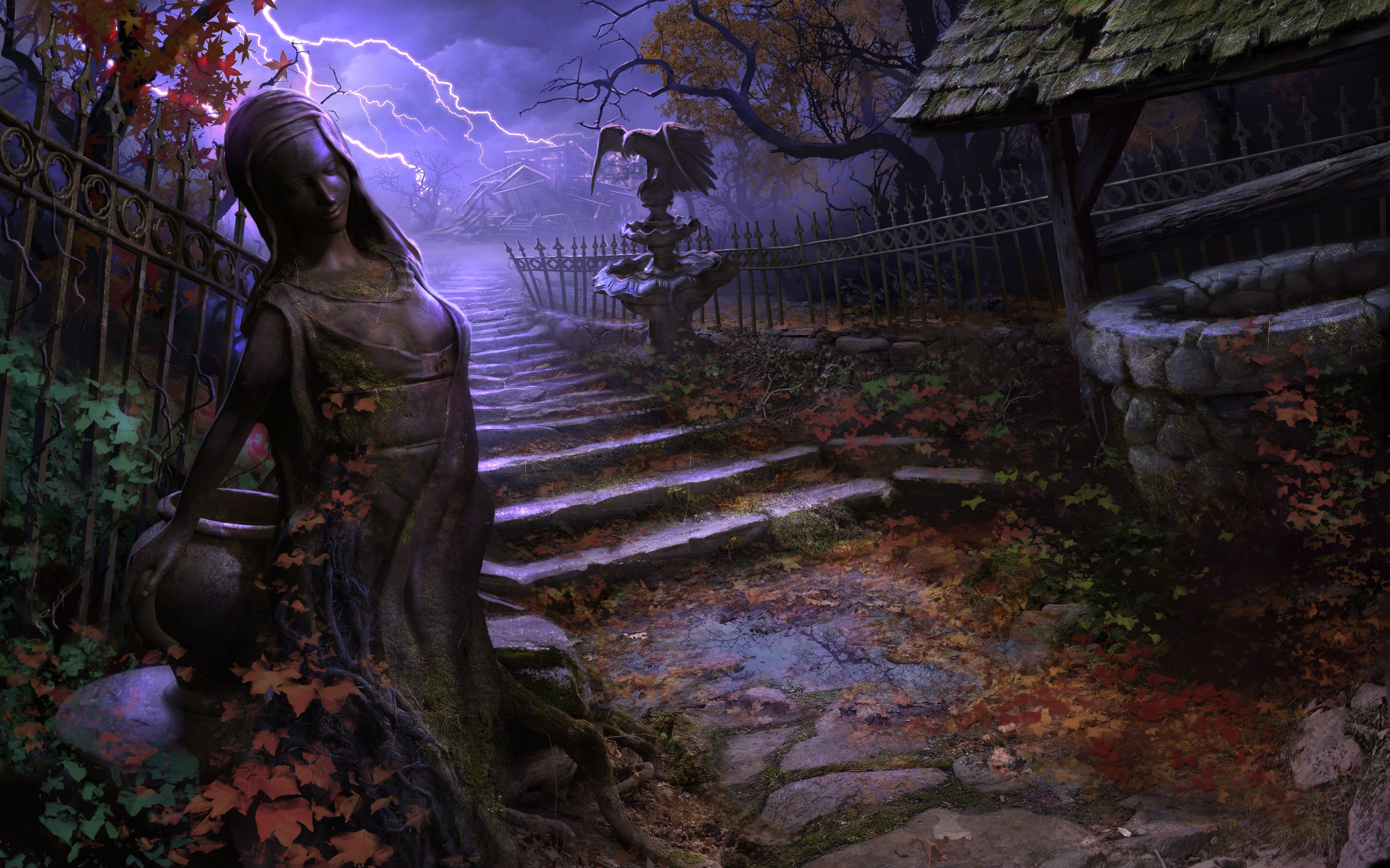 Mystery Case Files Escape From Ravenhearst New Art Dark Images