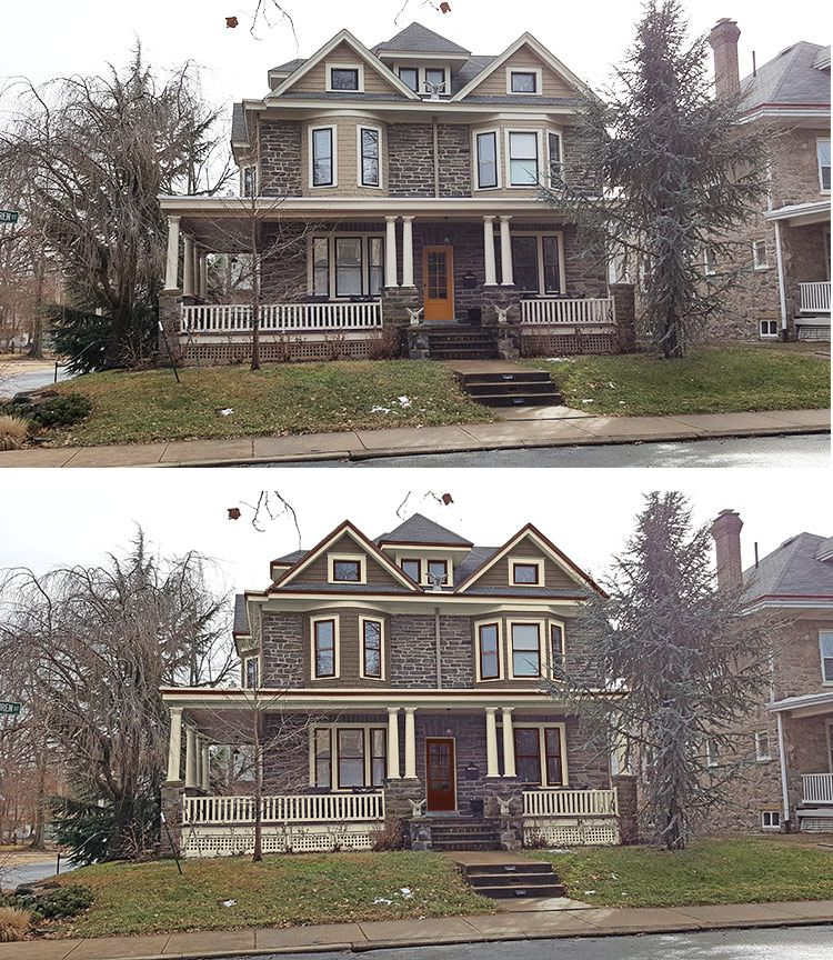 Old House Restorations, Historic