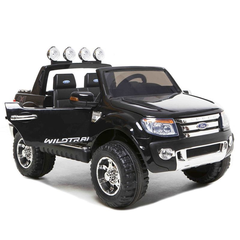 mini ford ranger ride on car for kids black