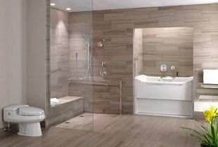 Disabled Bathroom Design #DisabledBathrooms U003eu003e Get Tips For Designing  Accessible Bathrooms At Http: