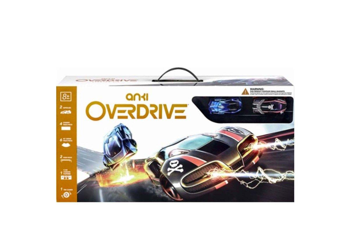Anki Overdrive Starter Kit For 119 99 At Best Buy Cool Things To Buy Stuff To Buy Starter Kit