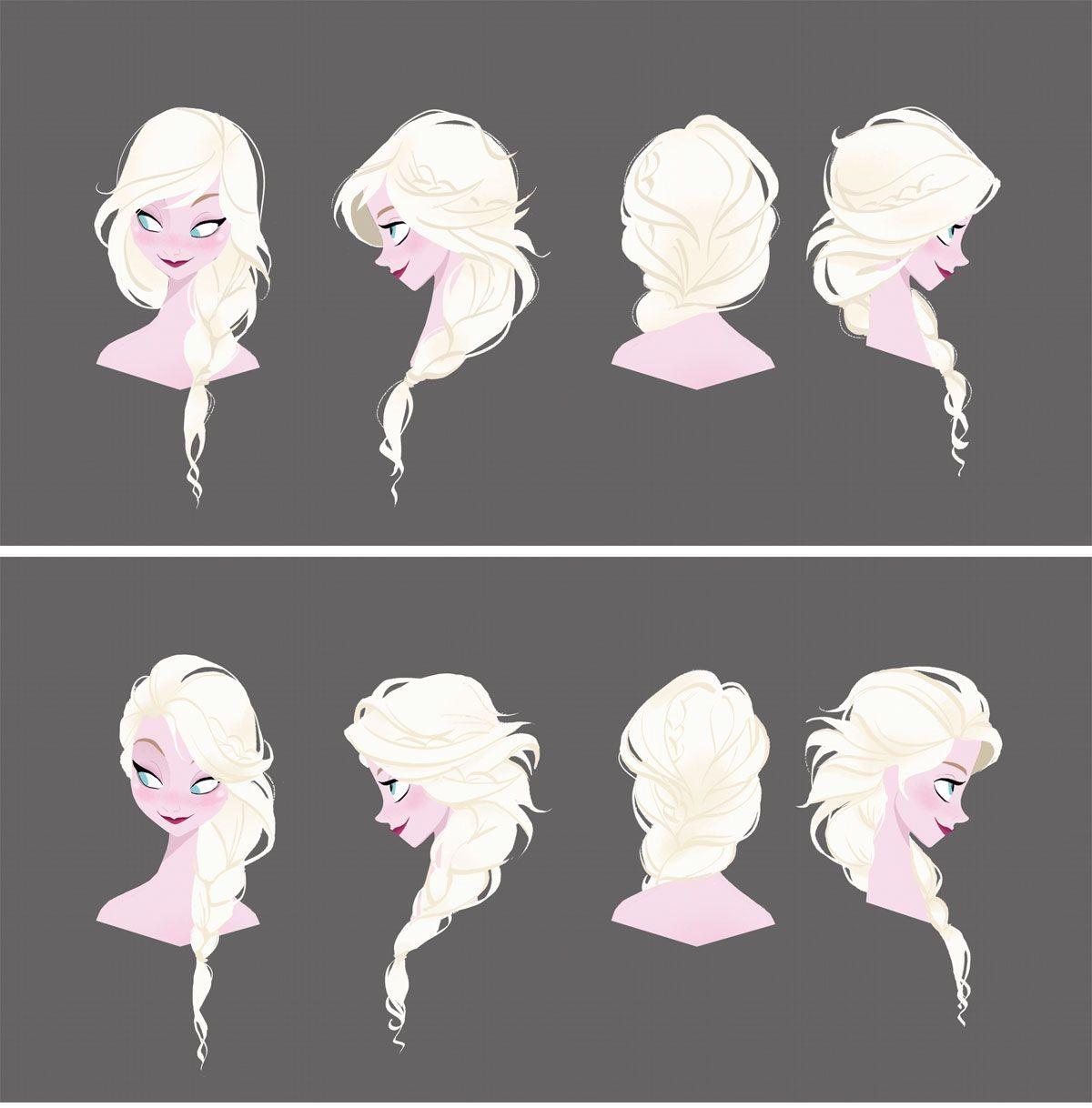 Resultado De Imagem Para Elsa Frozen Concept Art Disney Art Books Disney Concept Art Frozen Art