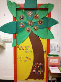 Second Grade Jelly Beans: More Awesome Doors!