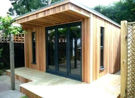 Modern Prefab Shed Kits Garden, Modern Garden Sheds