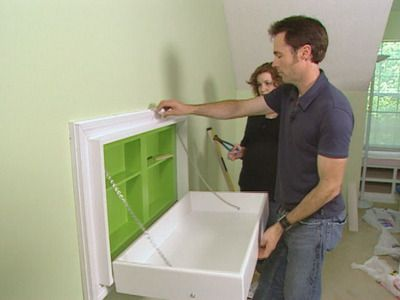 How To Build A Fold Away Changing Table Church Nursery Decor