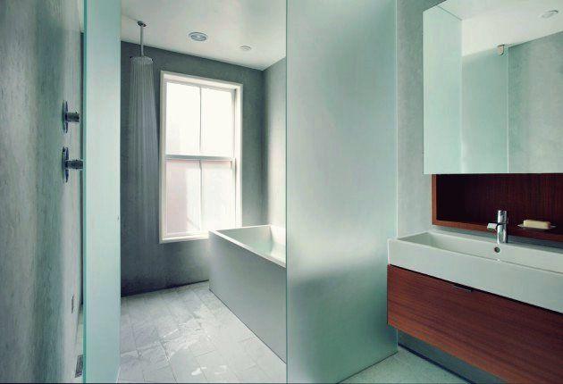 15 schicke moderne Badezimmer für Inspiration und Ideen in