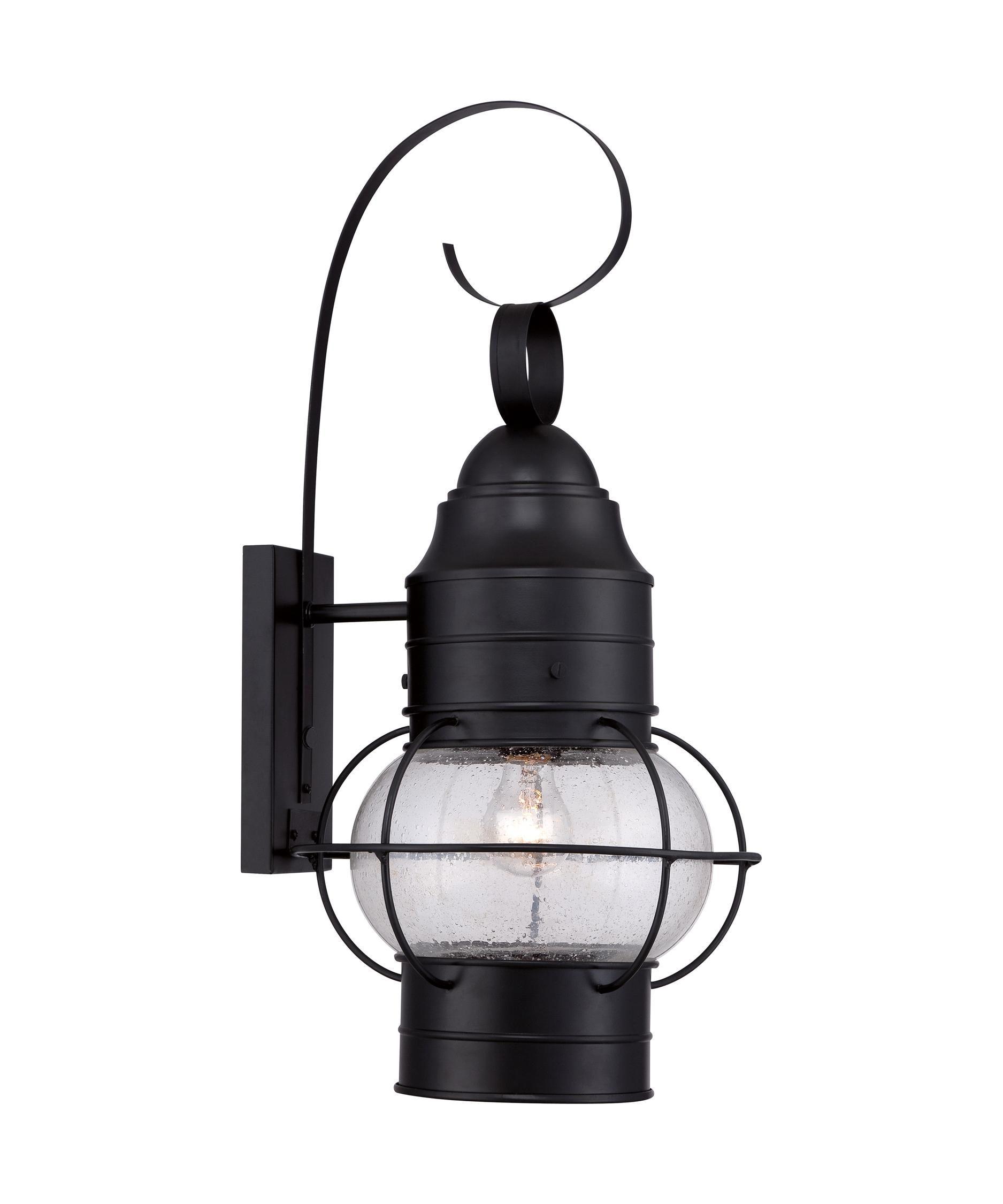Quoizel Cor8412 Cooper 1 Light Outdoor Wall Light Black Outdoor Wall Lights Outdoor Wall Lighting Outdoor Wall Lantern
