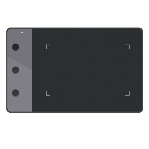 6x4in Type-c Graphics Drawing Pen Tablet Board No Delay with Four-Position Anti-Skid Pad for Art Creation//Design//Network fosa Digital Tablet 5080LPI Graphic Tablet for Windows//MAC OS