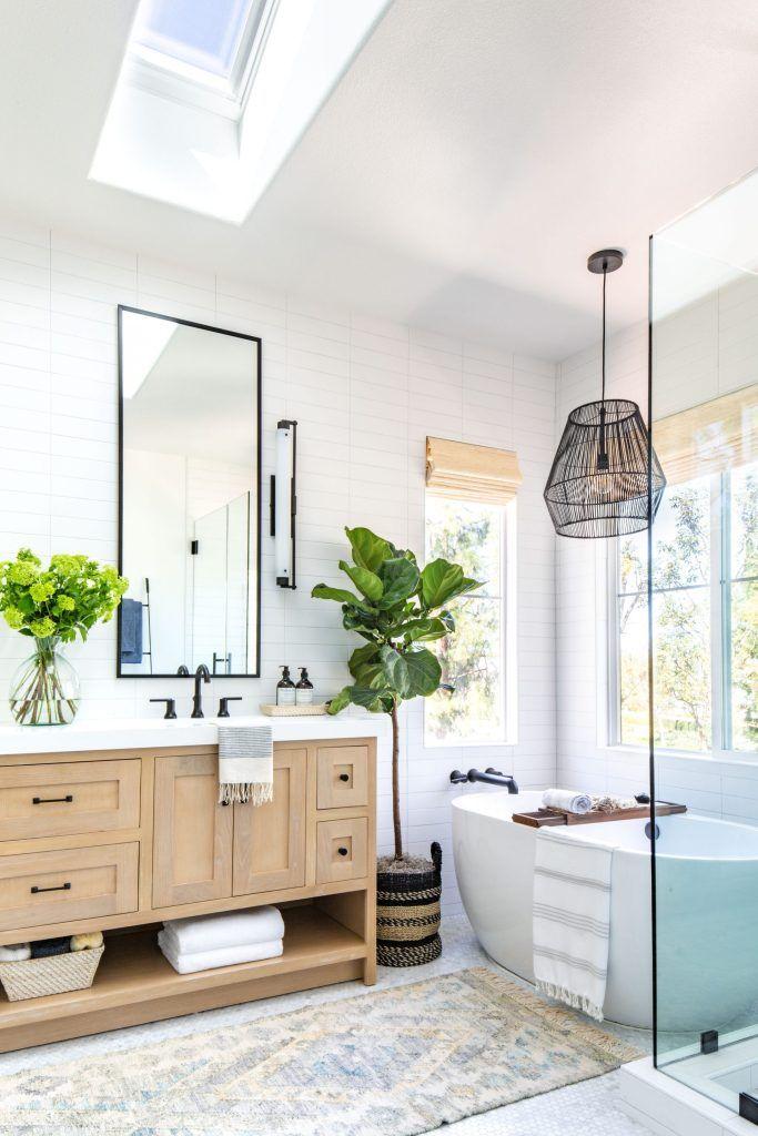 Photo of Master Bathroom Reveal – Anita Yokota
