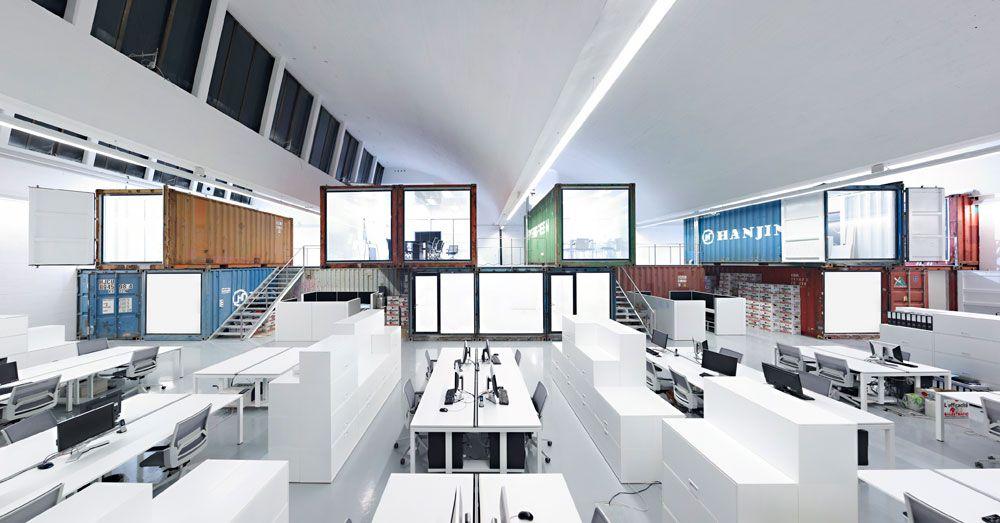Avec cargo group signe ses nouveaux bureaux en suisse offices