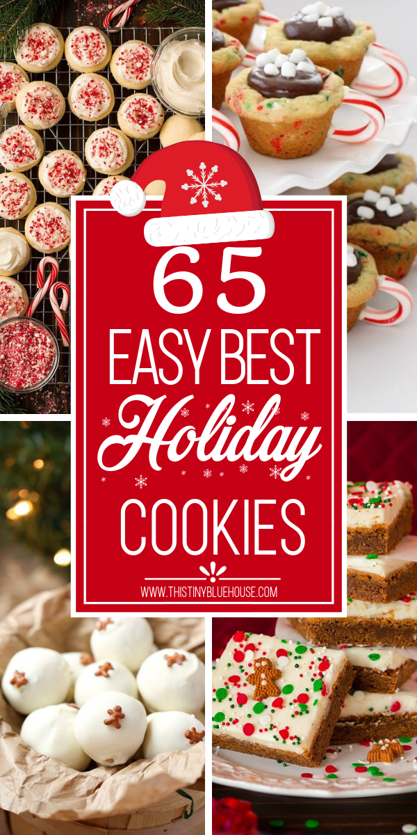 65 best delicious holiday cookie recipes -   19 best holiday Cookies ideas