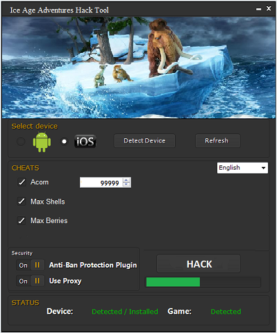ice age adventures hack tool free download