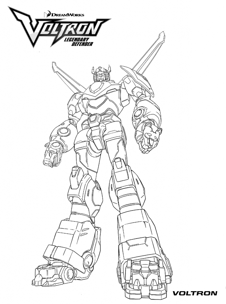 Voltron Coloring Pages Best Coloring Pages For Kids Fairy Coloring Pages Coloring Pages Lion Coloring Pages