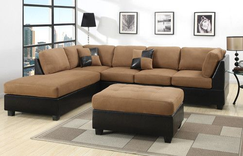 Fabulous Details About Sectional Sofa 3 Pcs Sectional Couch In Spiritservingveterans Wood Chair Design Ideas Spiritservingveteransorg