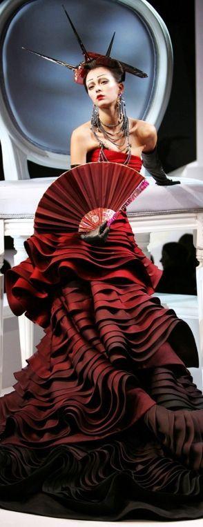 Christian Dior Haute Couture Fall 2007