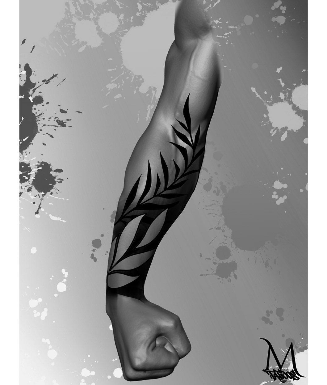 TATTOO DESIGN . . . #wannadotattoo #aftercorona #sleevetattoo #tattoodesign #tattooidea #procreate #design #designing #tattooartist #tattooart #leavestattoo #stayfocused #alesund #ålesundtattoo #mist