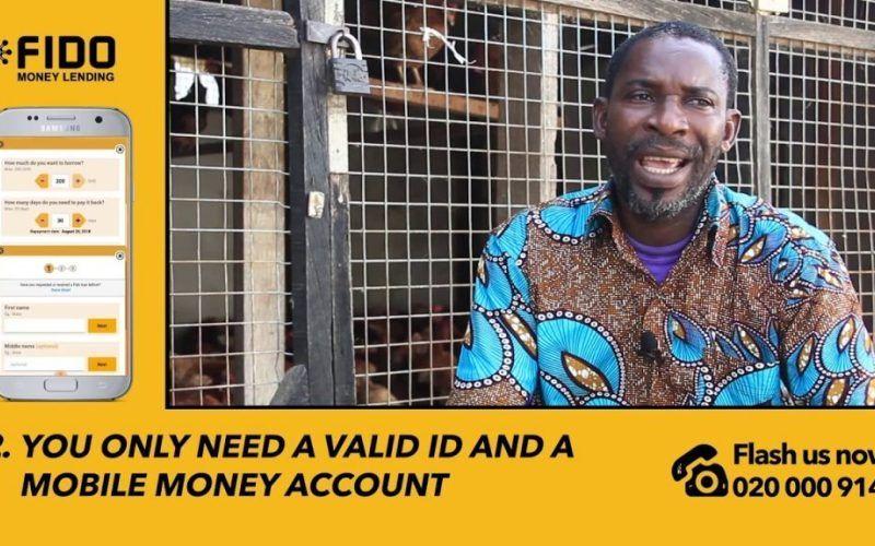Fido Online Money Lending App In Ghana Download Apk App In 2020 Money Lending Lending App Instant Loans Online