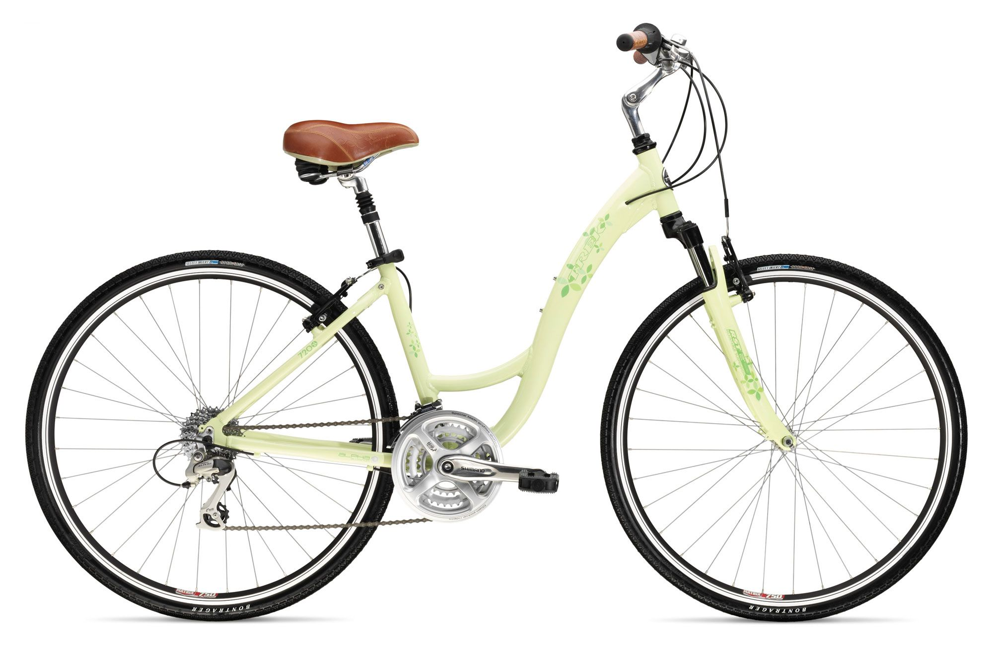 Though My Boyfriend Bought Me A Cruiser For Putting Around Town I