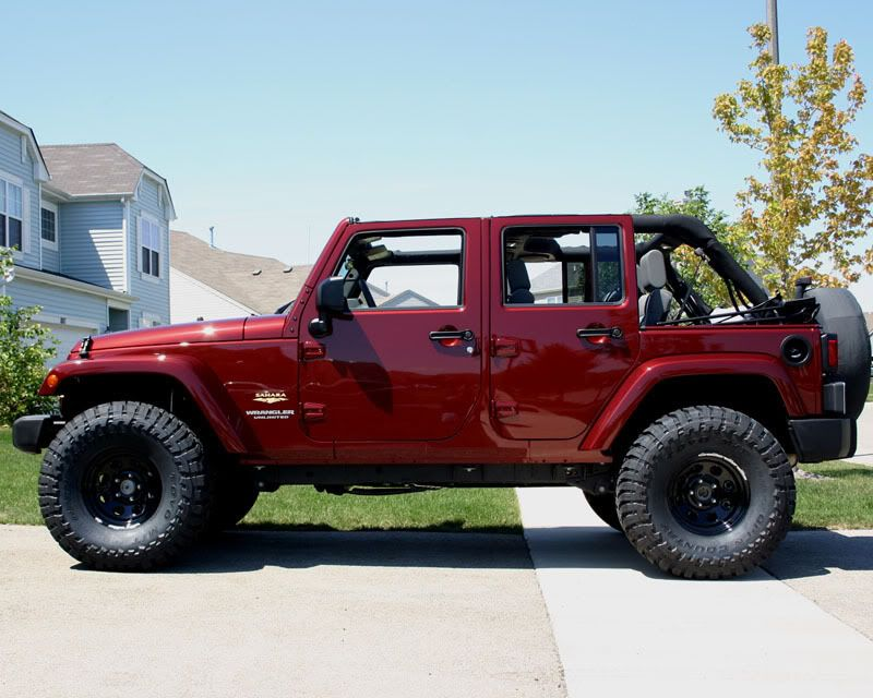 15x8 Cragar Soft 8s W Toyo Op M T 35 13 5r15 2 Bb W Superlift Shocks Jeep Jeep Wrangler Wrangler