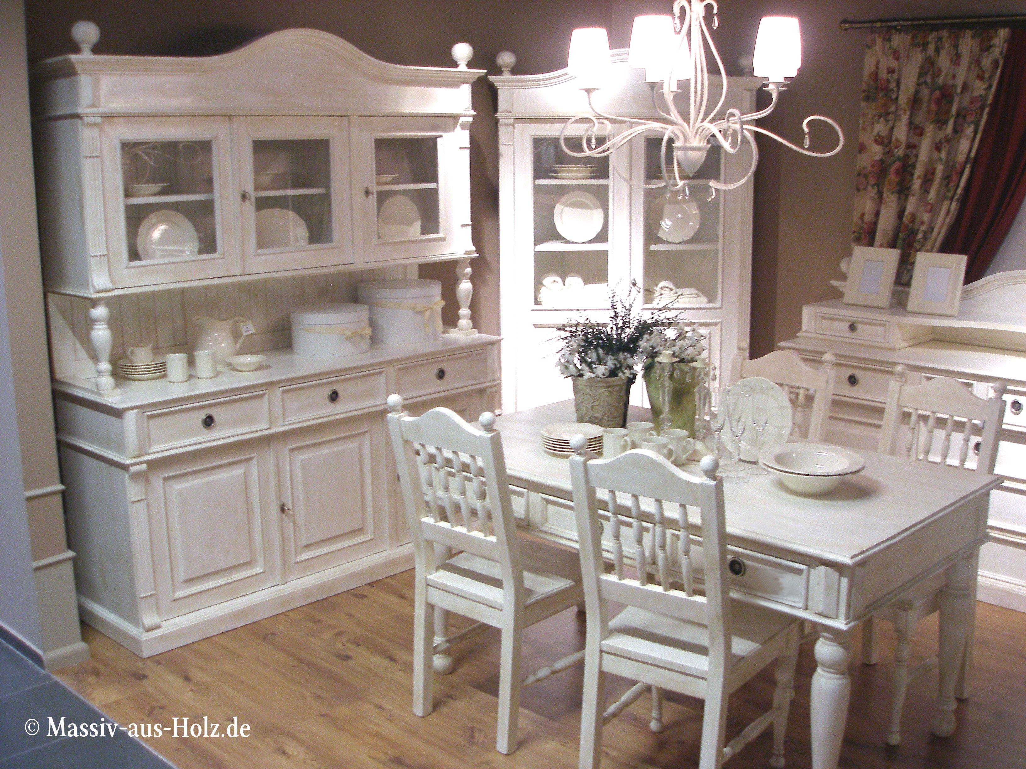 Esszimmerschrank design  Lieblingsmöbel für Esszimmer www.massiv-aus-holz.de #furniture ...