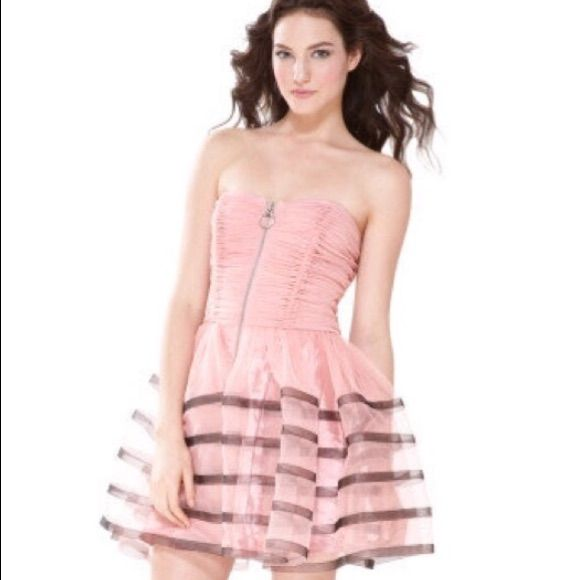 Fun Pink Betsy Johnson Dress